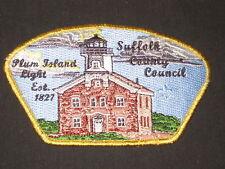 Suffolk County Council sa81 CSP. Plum Island Light house