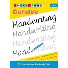 Cursive Handwriting Age 5+-ExLibrary