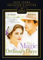 THE MAGIC OF ORDINARY DAYS (2005) - NEW SEALED DVD