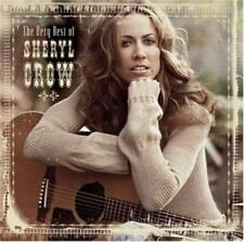 Crow, Sheryl : The Very Best of Sheryl Crow (Deluxe Edi CD