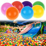 200pcs 5.5cm Secure Baby Kid Pit Toy Swim Fun Colorful Soft Plastic Ocean Ball