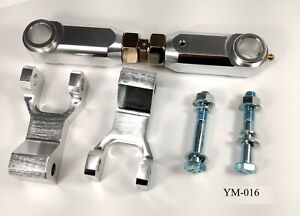 F&R BILLET LOWERING KIT FOR Yamaha Blaster YFS200 Banshee 350 Warrior 350 YFZ450