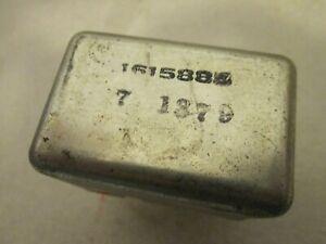 1979-85 CADILLAC Eldorado Power Antenna Relay