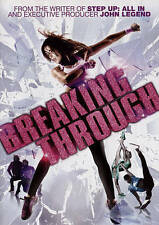 Breaking Through DVD Sophia Aguiar Anitta Shaun Brown Kelsey Crane Jay Ellis