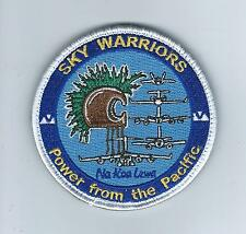 """15th OPERATIONS GROUP """"SKY WARRIORS"""" GAGGLE #1 patch"""
