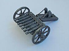 1/30 Medieval Organ Gun 15 century Artillery Ribauldequin Tin Metal Cannon Model