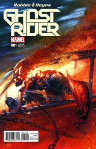 Ghost Rider #1 Gabriele Dell'Otto Robbie Reyes Felipe Smith Tradd Moore