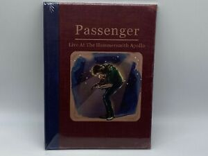PASSENGER - LIVE AT THE HAMMERSMITH APOLLO DVD 2015 NEW & SEALED