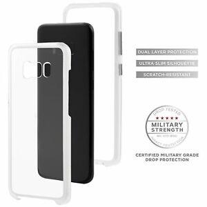 Case-Mate Nu Étui Pour Samsung Galaxy S8+ Plus Rigide Protection - Neuf
