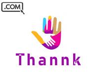 Thannk.com - Premium Domain Name For Sale THANK YOU DOMAIN NAME