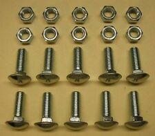 1967-1972 Chevy or GMC Truck Bumper Bolt Set (Front & Rear)
