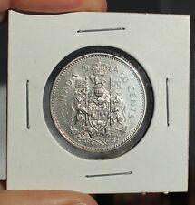1984 Canada Half Dollar 50 Cents