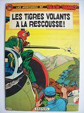 Buck Danny tigres volants à la rescousse Dupuis 1962 TBE édition originale