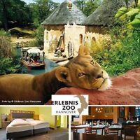 3 Tage Städtereise Hannover Kurzurlaub mit Zoo im 3★ GHotel Wellness Kurzreise