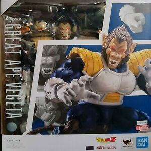 S.H. Figuarts Dragon Ball GREAT APE VEGETA Figure SH Figuarts In Stock!