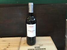 6 bouteilles Font Alba côtes du Ventoux rouge millésime 2017