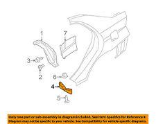 KIA OEM 04-09 Spectra Exterior-Deflector Right 868622F000