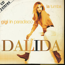 "DALIDA CD SINGLE ""SACEM"" LA TUMBA"