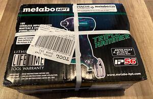 Metabo WH18DBDL2Q4 18V Cordless Impact Driver