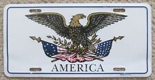 1990's AMERICA EAGLE BOOSTER License Plate