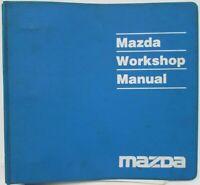 1997 Mazda MX-5 Miata Service Shop Repair Manual