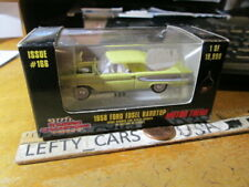 Racing Champions Yellow 1958 Ford Edsel Hardtop Scale 1/65 - New!