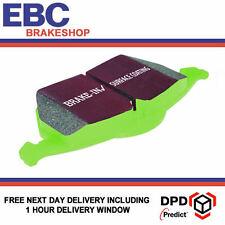 EBC GreenStuff Brake Pads for ALFA ROMEO 156 DP21540