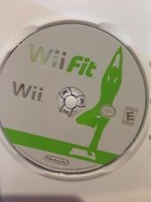 Wii Fit (Nintendo Wii, 2008) Game, Only No Board