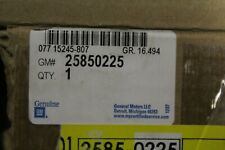 Genuine GM 25850225 Overhead Dome Reading Light Assembly