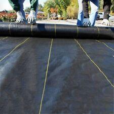 Landscape Weed Barrier Fabric Blocker Fabric Heavy Duty 3Ft×300Ft