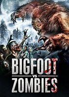 Bigfoot Vs. Zombies [New DVD]