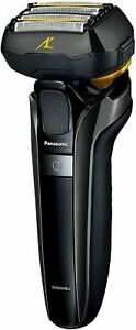 Panasonic Shaver ES-LV9C LAMDASH 5-Flute Silver Tone MENS Tracking number NEW