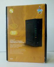 ARRIS / Motorola SURFboard Gateway SBG901 DOCSIS 2.0 Wireless G Cable Modem