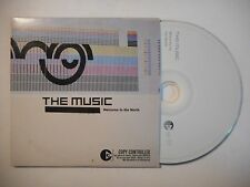 THE MUSIC : WELCOME TO THE NORTH ▓ CD ALBUM PORT GRATUIT ▓