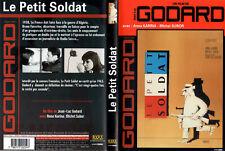 DVD - LE PETIT SOLDAT - Anna karina,Michel Subor,Jean-Luc Godard