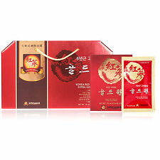 Korean 6-years Root Red Ginseng Gold One Drink Type 70ml Low Temperature Extract