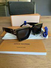 Louis Vuitton Millionaires 1.1 Sunglasses Black Virgil Ablog Off White