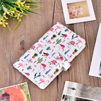 96 Pockets Flamingos Mini Photo Album Storage Book for Fujifilm Instax/Leica