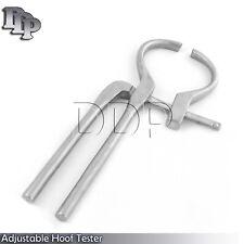 Adjustable Hoof Tester Veterinary Surgical Instruments VT-121