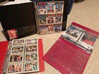 TOPPS BASEBALL COMPLETE SETS! 1986 Jumbo! 1989 Big series 1/2! 1986 Traded!