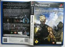 WIZARDRY TALE OF THE FORSAKEN LAND PS2 PLAYSTATION TWO EDIZIONE ITA USATO