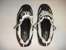 Skechers Womens Shape Ups Shoes 11809 Strength Black & White Size 8.5 Sketchers