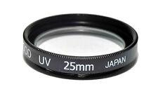 Kood Optical Glass UV Filter 25mm Made in Japan