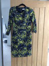 Whistles Dress Size 10 Bodycon Full Zip Back Style Seen On Pippa Middleton