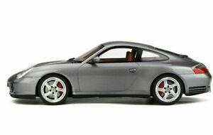 1/18 GT SPIRIT GT182 PORSCHE 911 CARRERA 4S 4 S ( 996 ) SEAL GREY