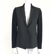 T Tahari Women's Size 4 Navy Blue Career Jacket Blazer