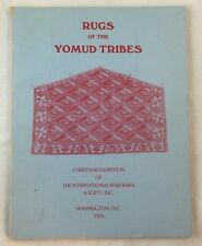 Rugs of the Yomud Tribes: An Exhibition of Yomud Weavings Exhibition Hajji Baba