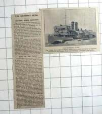 1937 Us Gunboat Panay Bombed And Sunk By Japanese Planes In The Yangtze River