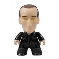 Titans' Doctor Who 'Fantastic' Vinyl Figure - 9TH DOCTOR *GLOWING EYES* (2/20)