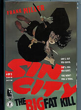 Sin City Frank Miller Big Fat Kill #5 Dark Horse Comics new 1995 nm/mt H33